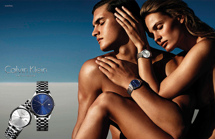 Calvin Klein Jewerly & Watches Collection 2014