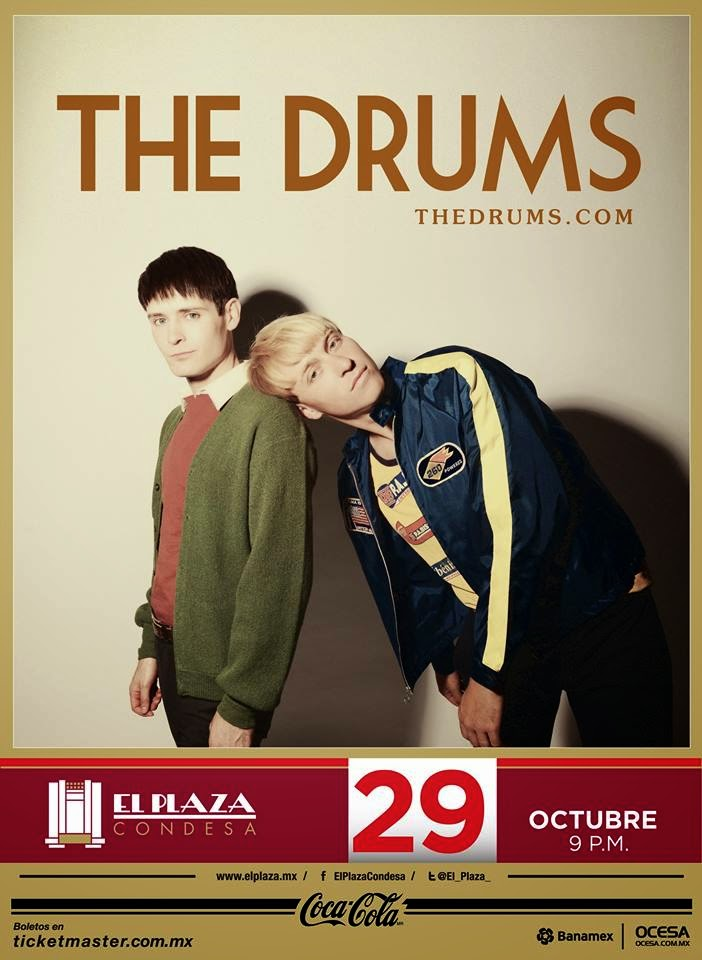 The Drums @ D.F.