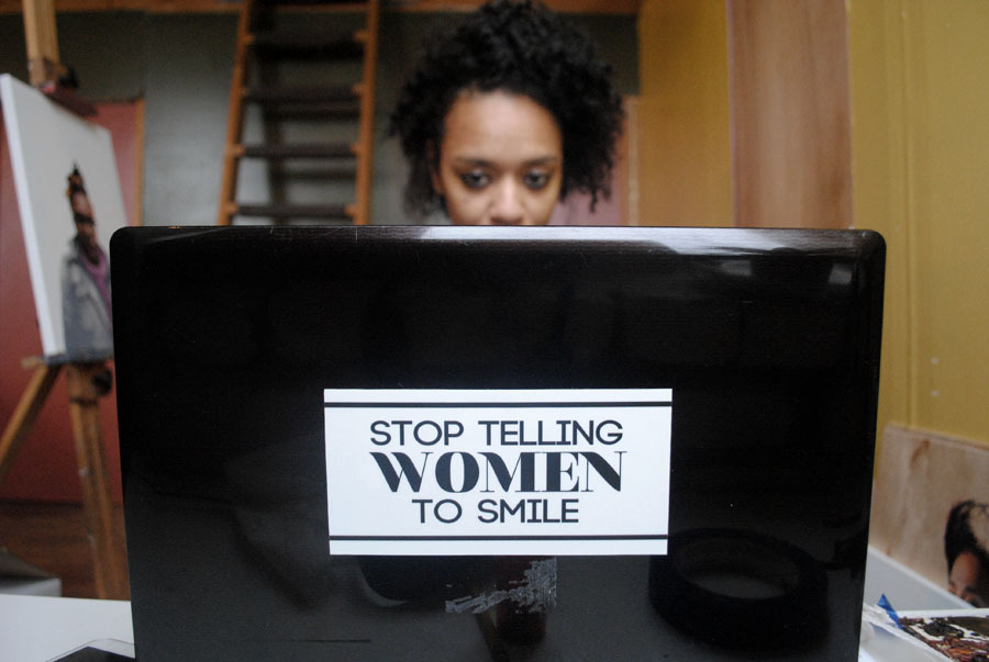 Stop Telling Women to Smile en México