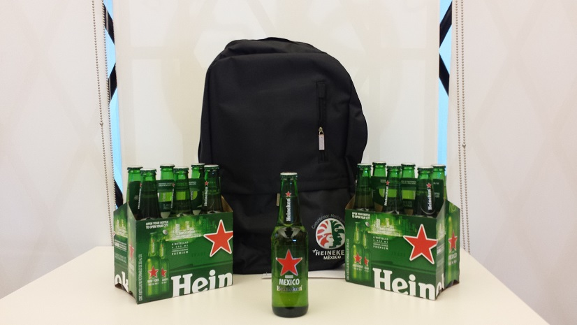 "Participa con Heineken ""Cities of the World"""