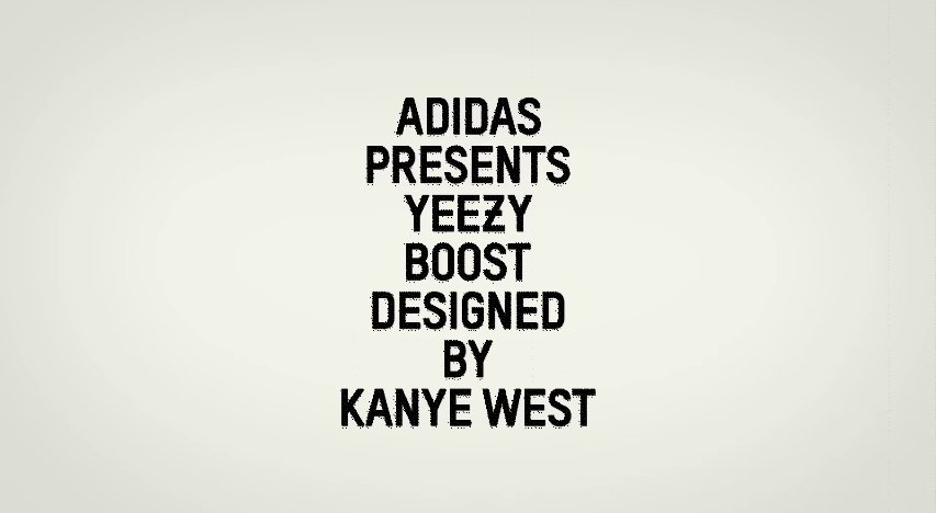 adidas Originals y Kanye West crean los YEEZY BOOST 350