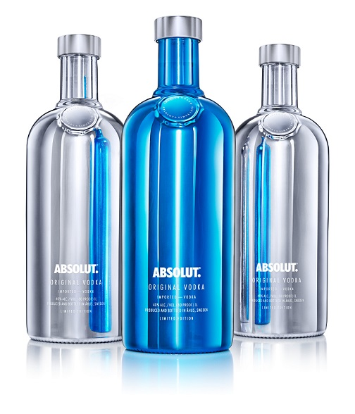 Absolut spring drinks