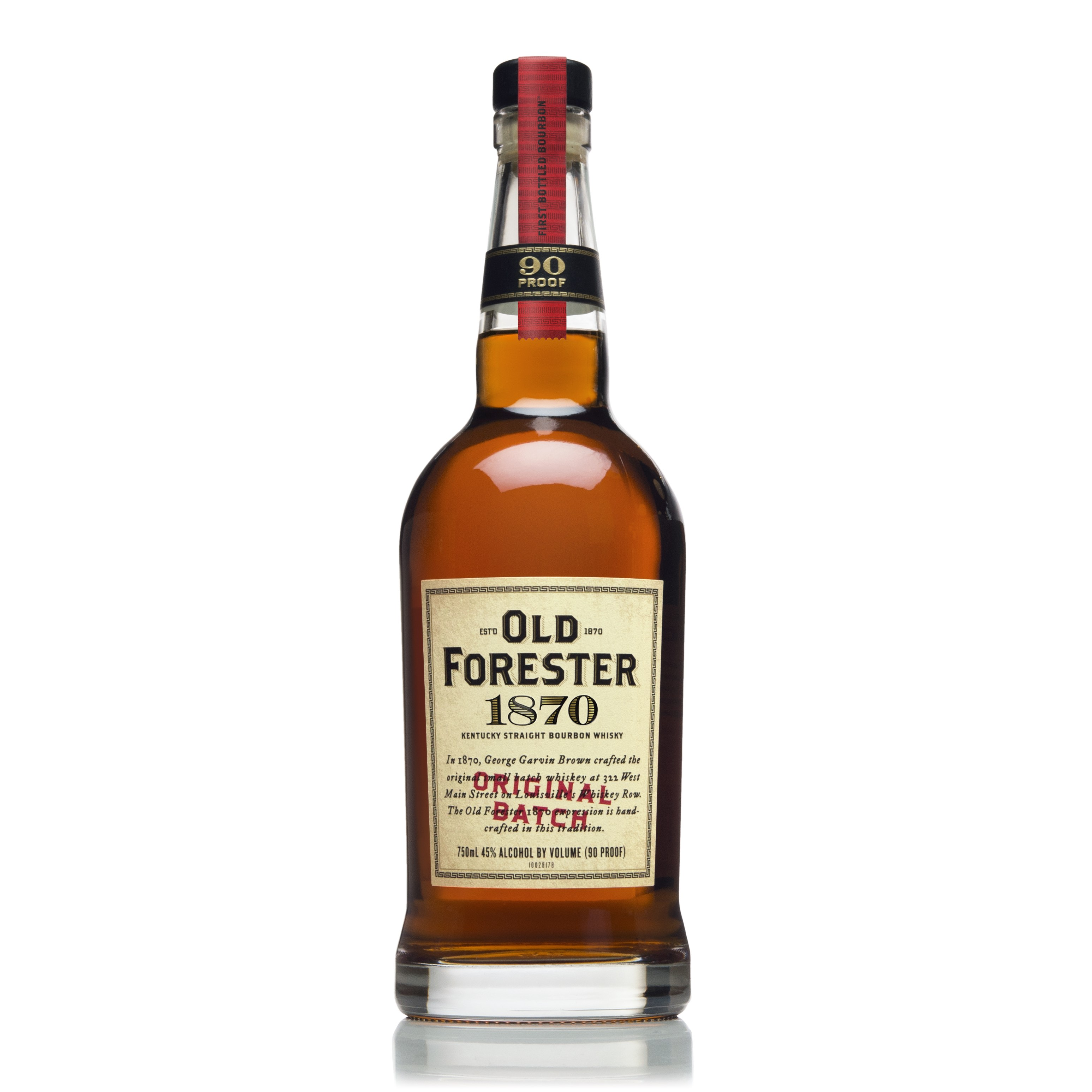 Old forester 2